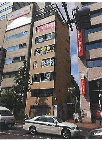 中野駅徒歩1分 B1-1F 駅至近!中野通り沿いの一括貸し店舗物件(33073)【飲食不可】外観