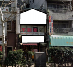 水道橋駅徒歩1分 1F 駅至近!タピオカ店居抜き店舗物件(33297)【飲食可】外観