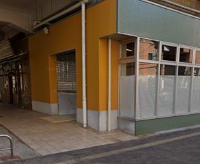 【妙典駅徒歩1分 1F 高架下角地の路面店舗物件(34400)【飲食可】】