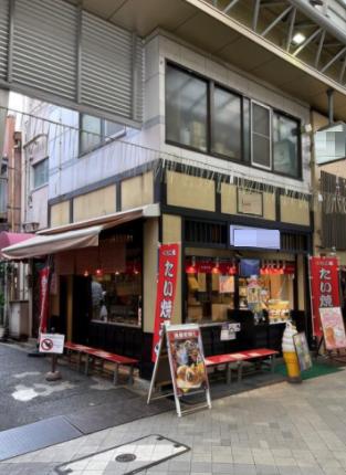 浅草駅徒歩1分 1-3F一括 一棟貸し!新仲見世通り沿い現況たい焼き屋の店舗物件(35101)【飲食外観