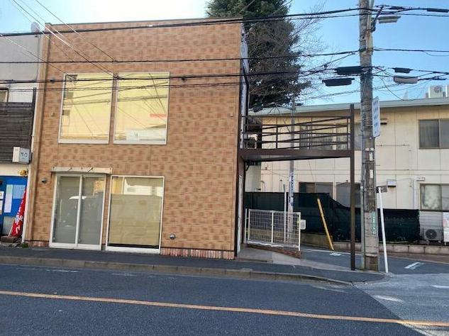 仙川駅徒歩5分 1-2F 一括貸店舗物件!(35258)【飲食不可】外観