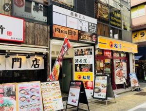 新宿駅徒歩4分 B1F 繁華街にある店舗物件(35290)【飲食可】 画像0