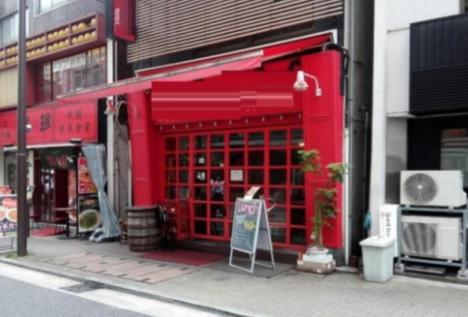 【浜松町駅徒歩2分 1-2F一括 駅近!一括貸しイタリアンバルの居抜き店舗物件(35368)【飲食可】】