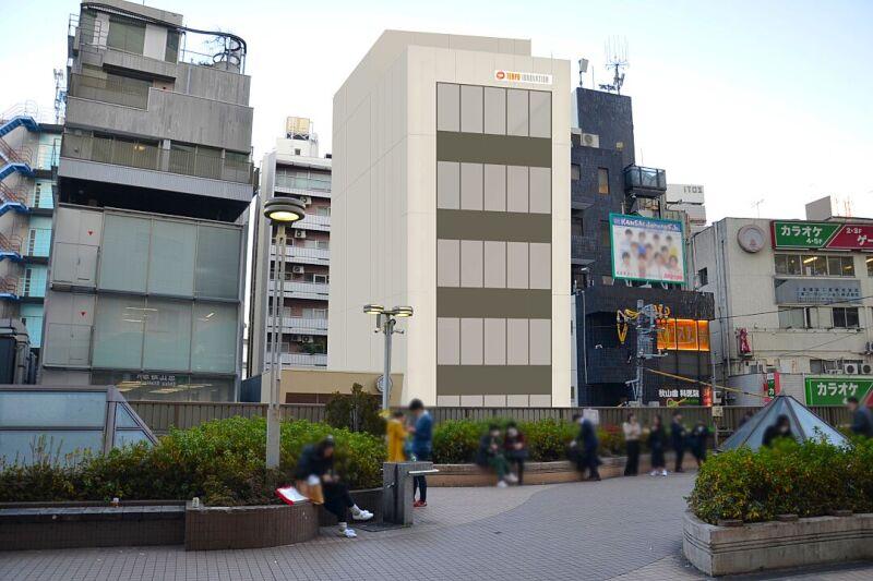 【仮)TI恵比寿 5階】