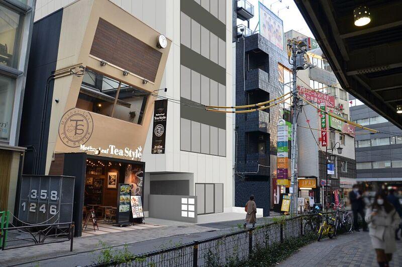 【仮)TI恵比寿 4階】