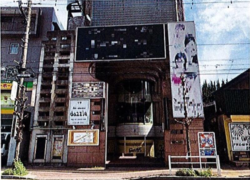 【川越駅 徒歩2分 現況:クラブ・キャバクラ 飲食居抜き物件 【何業も可】】