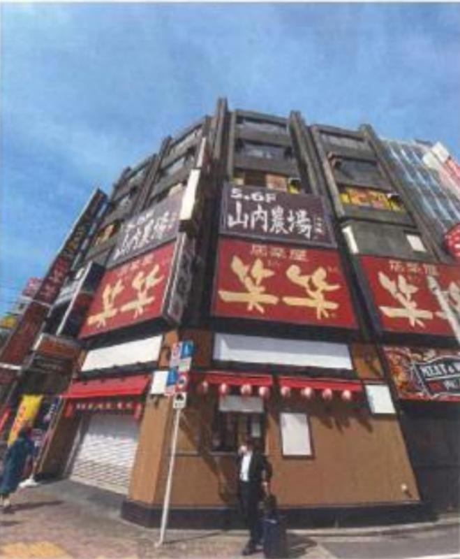 水道橋駅 徒歩1分 スケルトン物件 【飲食可】外観