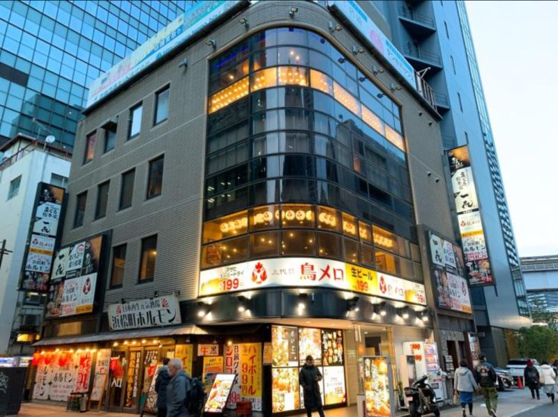 浜松町駅 徒歩2分 1年間限定、特別価格でご案内!造作無償の居酒屋居抜き 画像0
