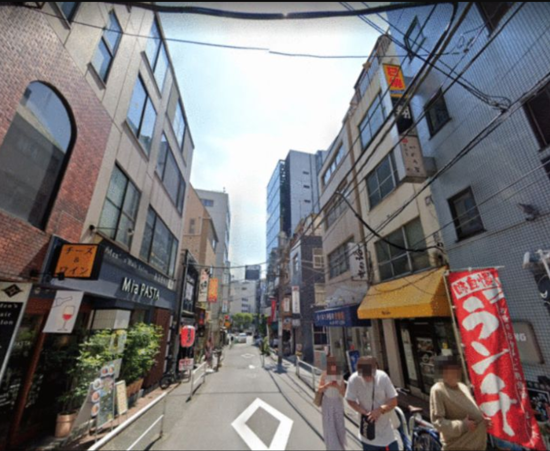 神保町駅 徒歩3分 スケルトン物件 【サービス・物販店舗向き】外観