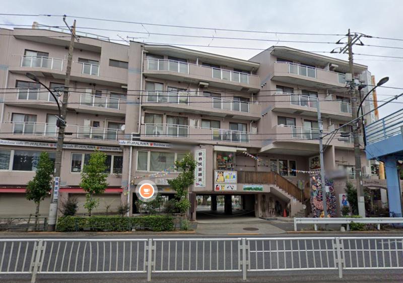 【江戸川駅 徒歩6分 スケルトン物件 【飲食可】】