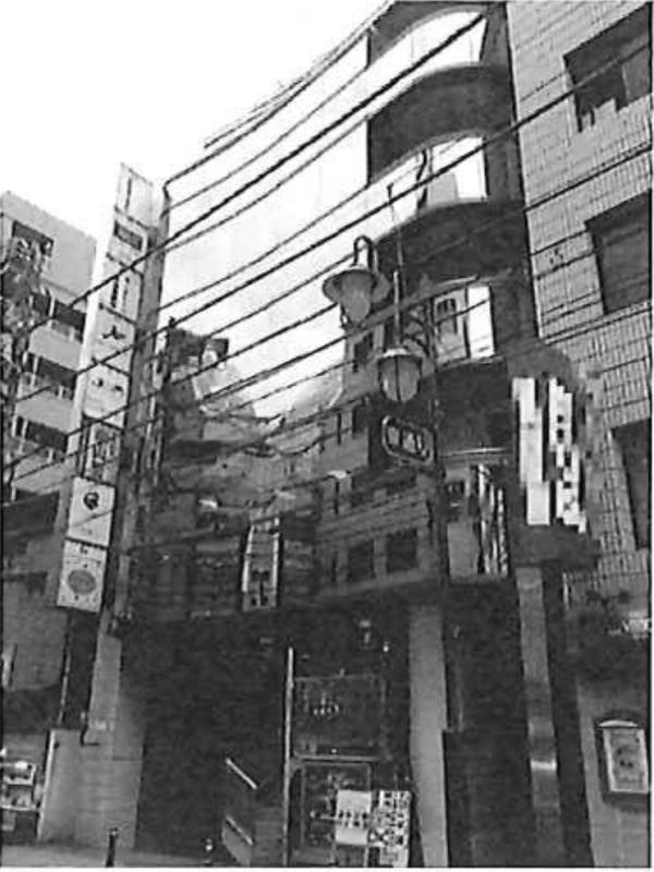 池袋駅 徒歩5分 スケルトン物件 【軽飲食程度相談】外観