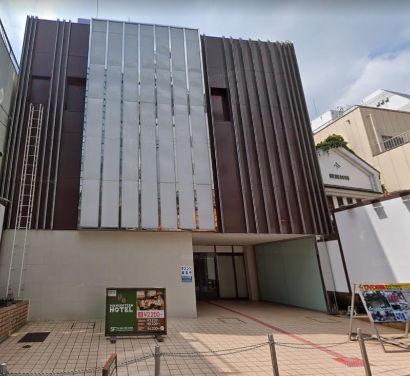 町田駅 徒歩3分 スケルトン物件 【業種相談】外観