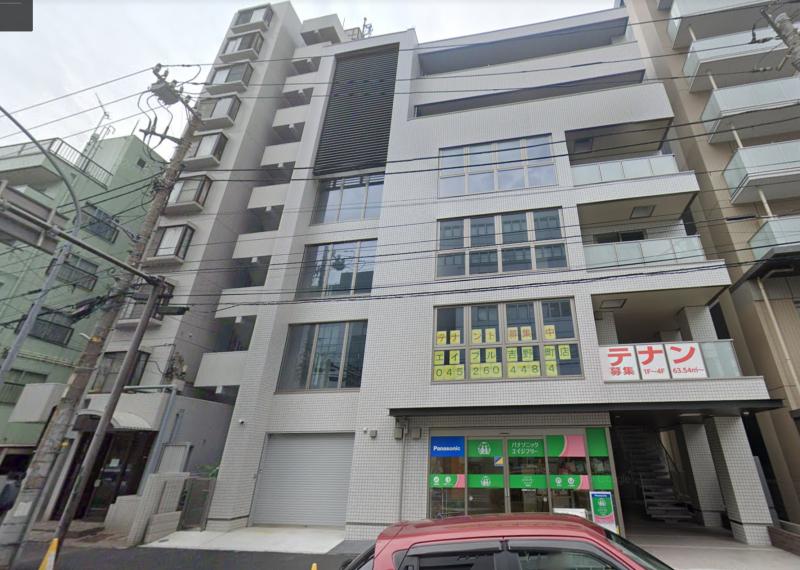 阪東橋駅 徒歩5分 スケルトン物件 【飲食可】外観