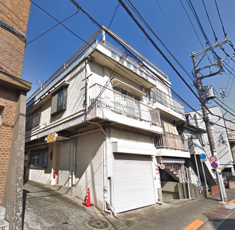 武蔵小金井駅 徒歩18分 スケルトン物件 【飲食不可】外観