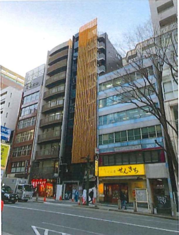 渋谷駅 徒歩8分 スケルトン物件 【業種相談】外観