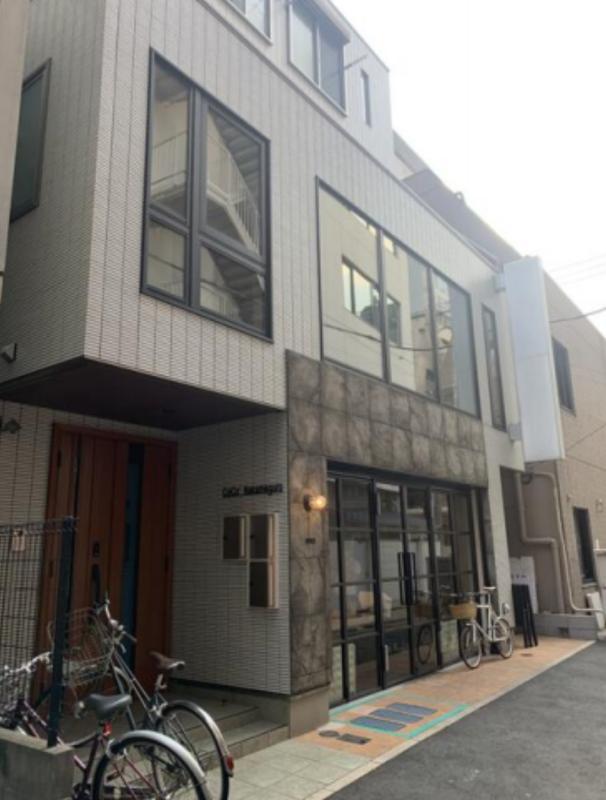 中目黒駅 徒歩2分 スケルトン物件 【飲食相談】外観