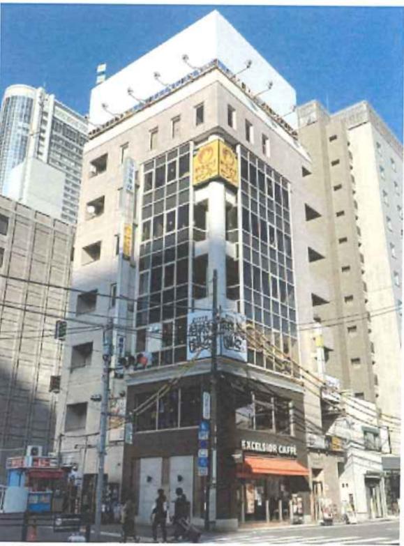 水道橋駅 徒歩1分 スケルトン物件 【業種相談】外観