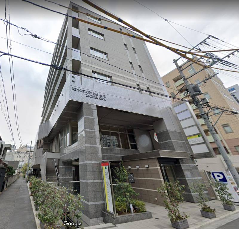 立川駅 徒歩5分 スケルトン物件 【医療系テナントのみ】外観