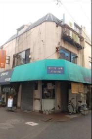 【千住大橋駅 徒歩1分 スケルトン物件 【飲食可】】