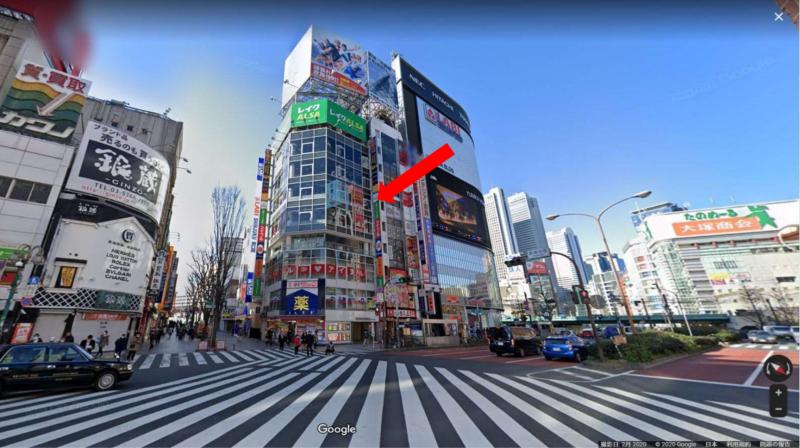 新宿駅 徒歩3分 現況:飲食(その他) 飲食居抜き物件 【業種相談】外観
