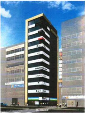 【新宿駅 徒歩4分 スケルトン物件 【業種相談】】