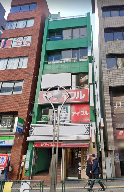 【高田馬場駅2分 1F 駅近!早稲田通り沿いの路面店舗物件【飲食可】】