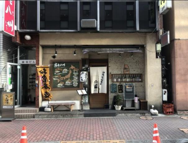 【田町駅4分  1F  路面!ももよ通り沿い居酒屋の居抜き店舗物件【重飲食可】】