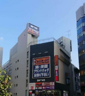 立川駅4分 2F 商業ビル内の大型店舗区画【飲食不可】外観