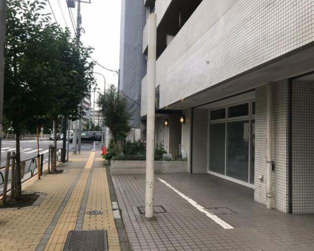 【両国駅 徒歩6分 1F 路面!蔵前橋通り沿い路面店舗物件【飲食不可】】