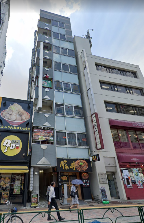 五反田駅 徒歩6分 1F 路面!山手通り沿い現況タピオカ屋の店舗物件 【何業も可】外観