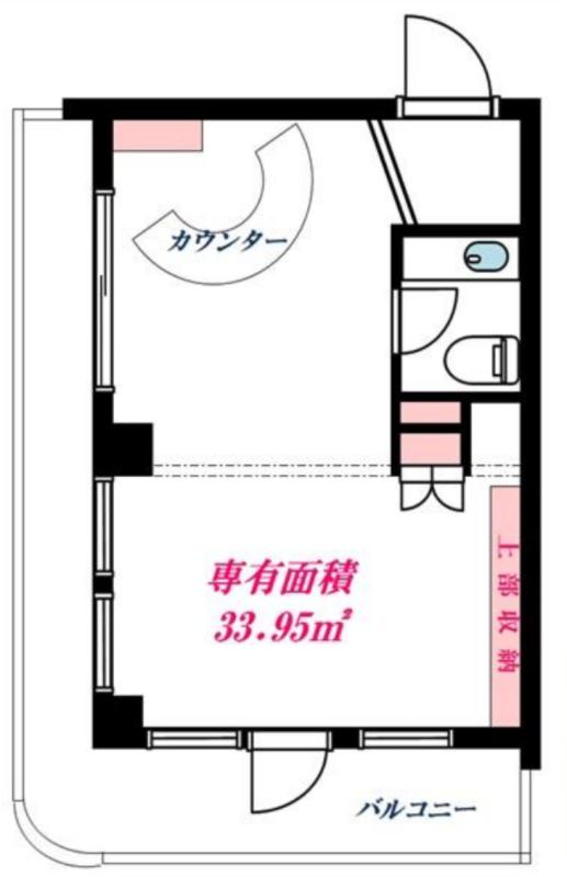 桜新町駅 徒歩5分 現況:美容室・理容室 その他居抜き物件 【飲食不可】 画像1