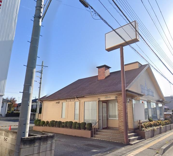上尾駅 徒歩18分 ロードサイド 中山道沿いの店舗物件 【飲食可】外観