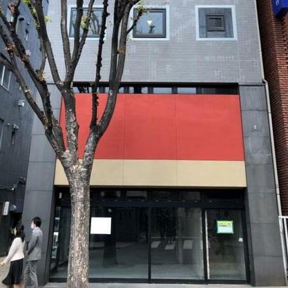 飯田橋駅 徒歩4分 神楽坂沿いの一括貸し店舗物件 【飲食可】外観