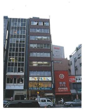 渋谷駅 徒歩3分 スケルトン物件 【飲食可(重飲食不可)】外観