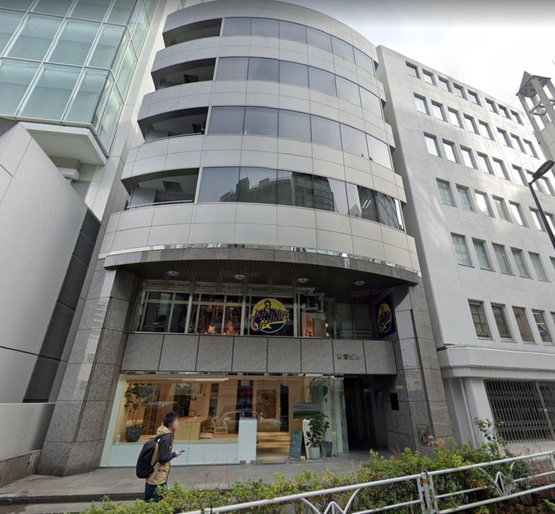 渋谷駅 徒歩6分 1F 路面!前面ガラス張り美竹通り沿いの店舗物件 【飲食不可】外観