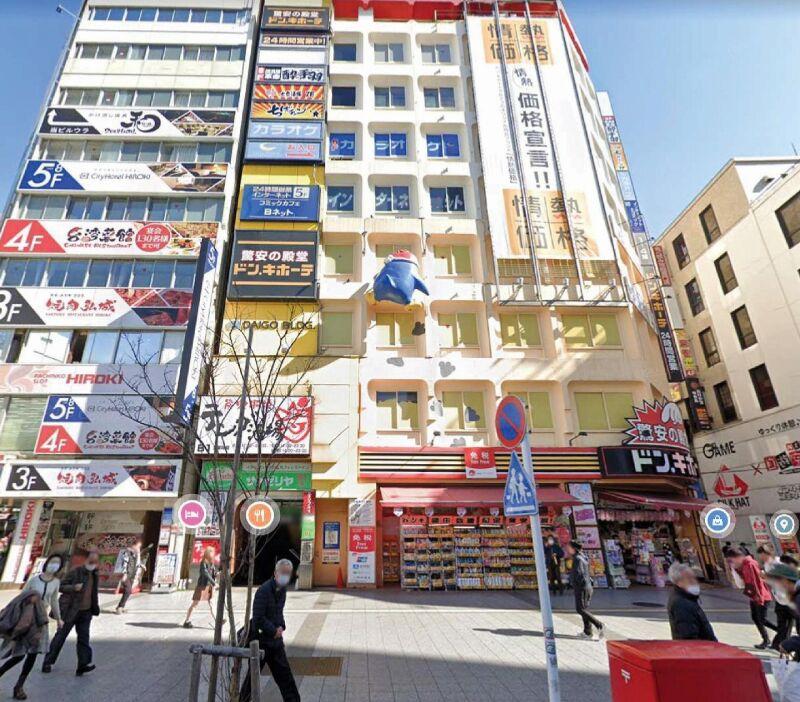 【蒲田駅西口ロータリーに面する 徒歩40m! 居酒屋居抜き物件 【どのような業態でも対応可能】】