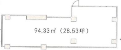 高田馬場駅 徒歩6分 1F 早稲田通り沿い!路面店舗物件 【何業も可】 画像1