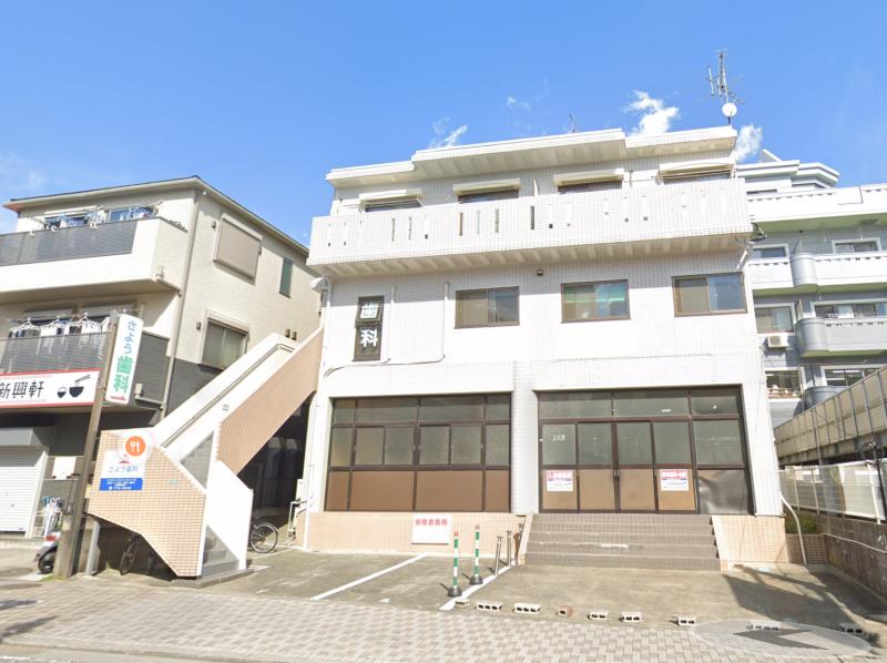 淵野辺駅 徒歩6分 スケルトン物件 【業種相談】外観