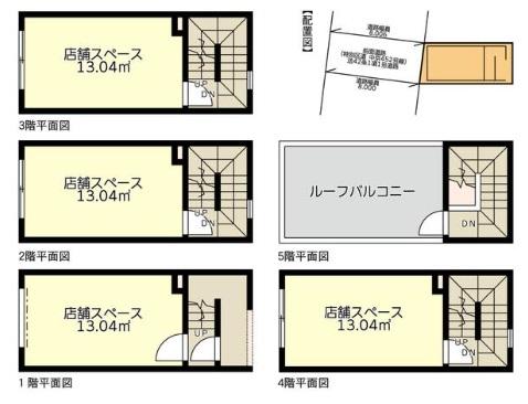 銀座駅 徒歩10分 一棟貸し店舗物件 【飲食可】 画像0