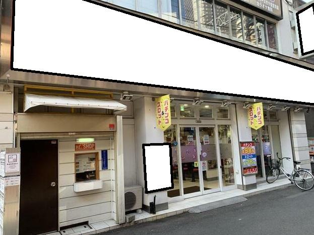 【武蔵小杉駅 徒歩4分 路面店舗物件 【飲食可】】