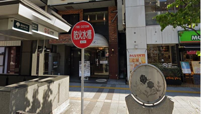 【浜松町駅 徒歩5分 スケルトン物件 【軽飲食程度相談】】