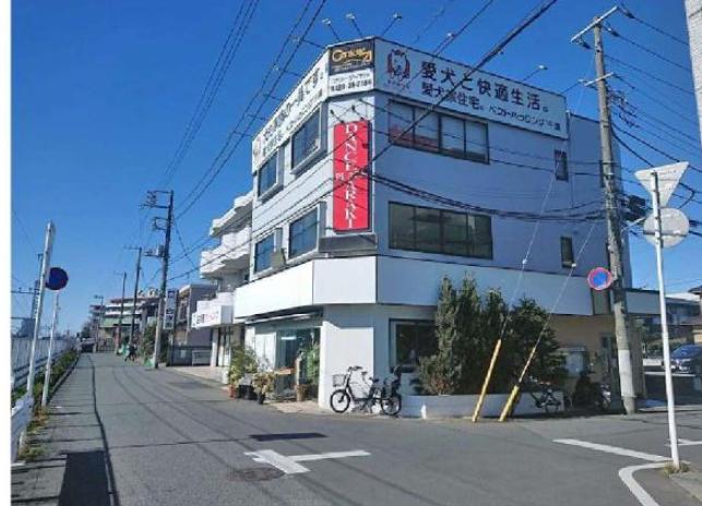 東船橋駅 徒歩2分 スケルトン物件 【飲食不可】外観