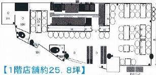 大宮駅 徒歩6分 1F 焼肉屋の路面店舗物件 【飲食可】 画像1