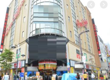 浅草駅 徒歩7分 7F 浅草六区ブロードウェイ沿いの大型店舗区画【飲食相談】外観