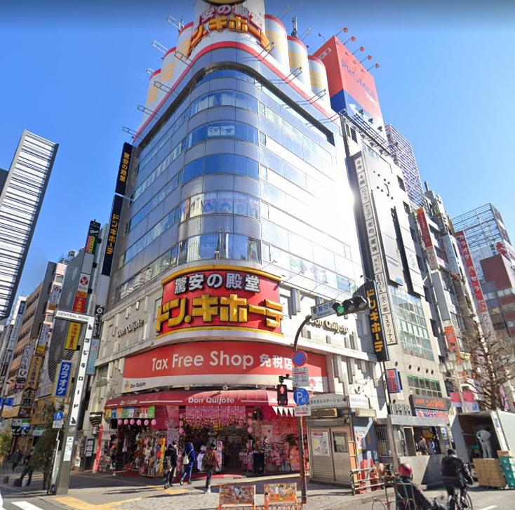 【新宿駅 徒歩4分 6F セントラルロード沿い角地の店舗区画【飲食相談】】