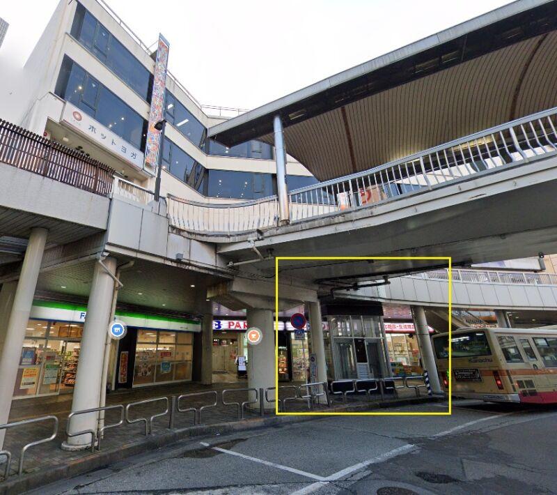 【町田駅 徒歩1分 駅至近!店舗物件 【軽飲食程度相談】】