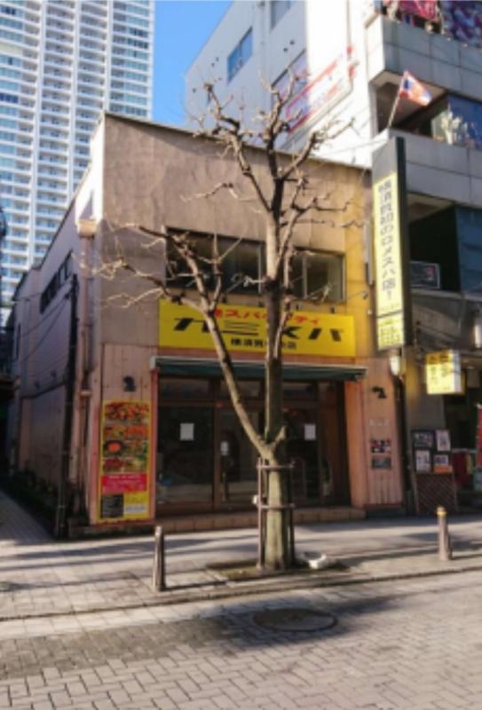 【横須賀中央駅 徒歩2分 スケルトン物件 【業種相談】】