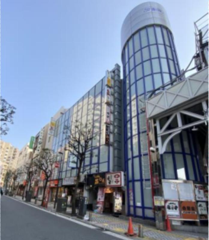 【京急川崎駅 徒歩2分 スケルトン物件 【業種相談】】