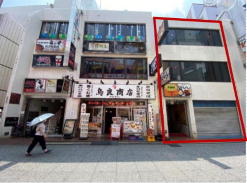 所沢駅 徒歩3分 スケルトン物件 【業種相談】 画像0