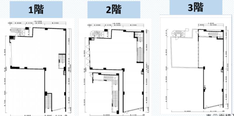 所沢駅 徒歩3分 スケルトン物件 【業種相談】 画像1
